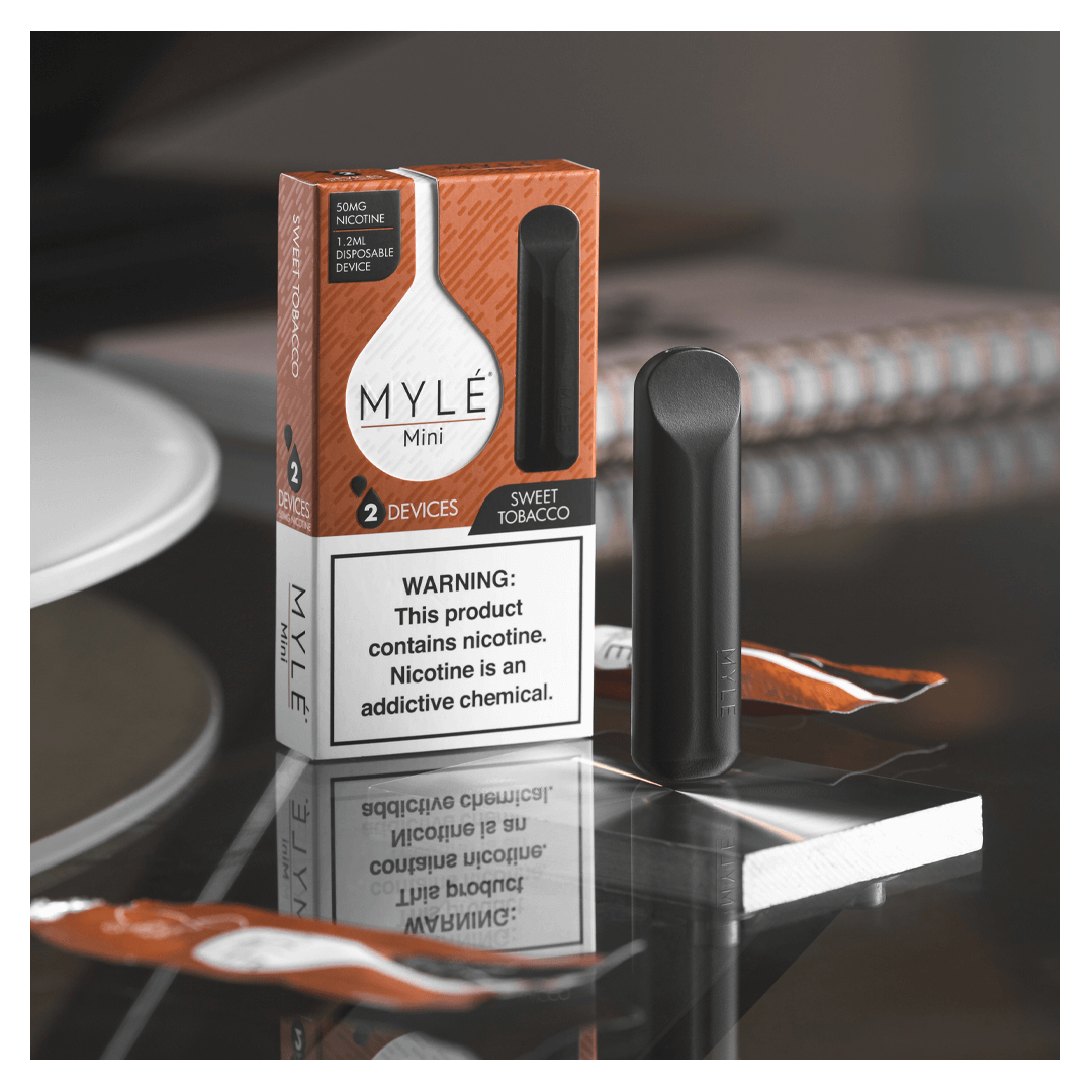 Mylé Mini Disposable Device Sweet Tobacco